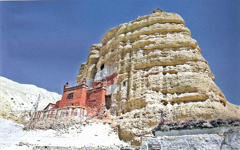 Copy of Monastery of Garphu Narphu